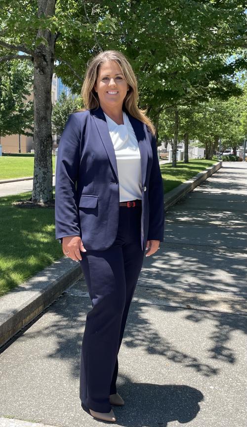 Heidi Wilson, Superintendent