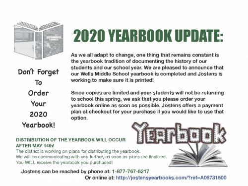 WMS Yearbooks