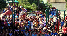 Landscape View facing Okemah Middle School