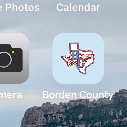 Borden County App
