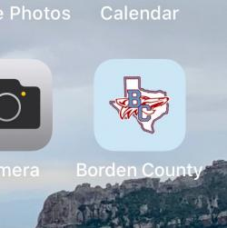 Thumbnail Image for Article Borden County App