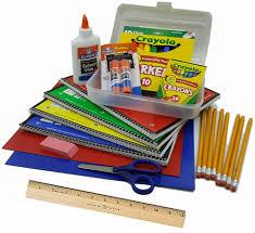 2020-2021 School Supply Lists