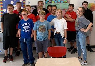 7th-8th Grade Academic Team