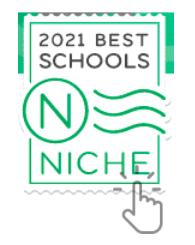 2021 Best Schools Niche Logo