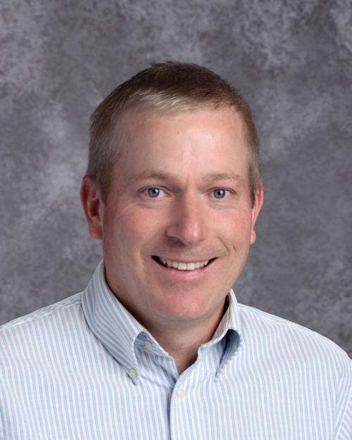 FFA Advisor David Griesel
