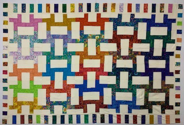 """""""Easy Quilt Block"""" Class at Sew Fancy"""