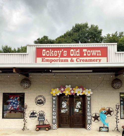 gokeys old town emporium store front