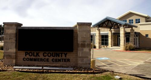 polk county commerce center