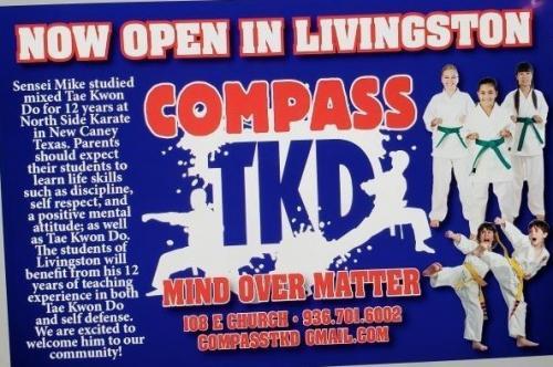 compass tkd flyer