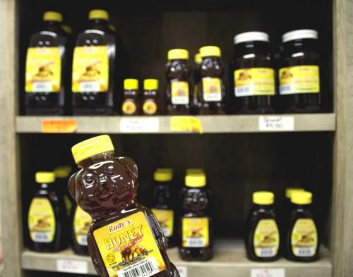 rudys honey