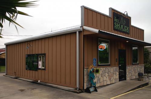 bull shack