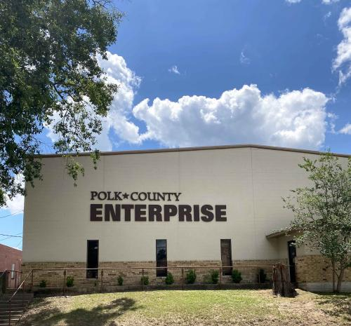 polk county enterprise store front