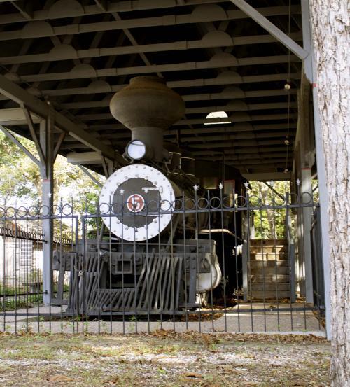 heritage park train