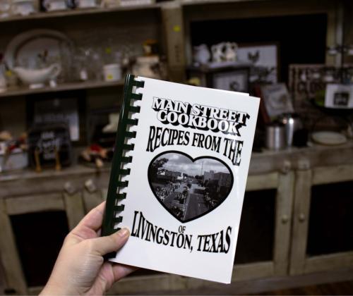 Main street cookbook
