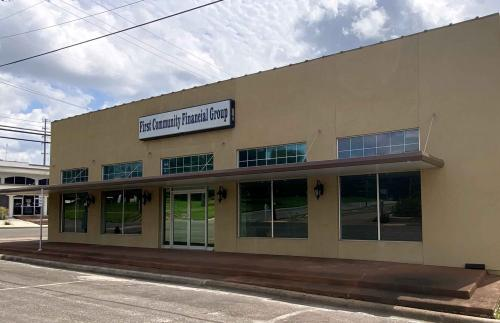 First Community Financial Building
