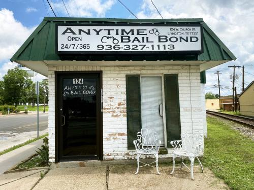 anytime bail bonds store front