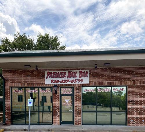 premier nail bar store front