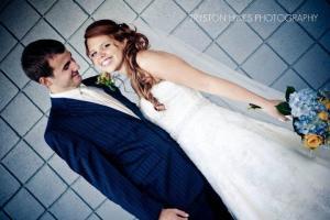 Jonathan and Erica Roberts