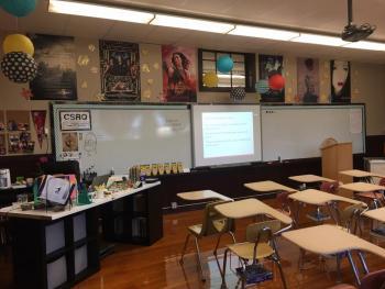 Mrs. Dees' Classroom