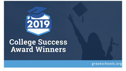 college success award