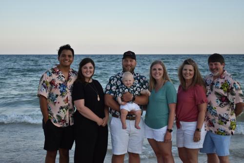Mrs. Scott's Family