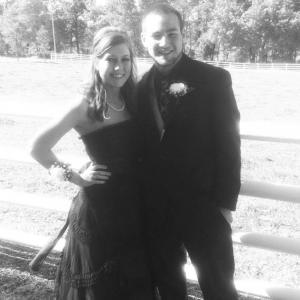 Emily and Jackson Senior Prom 2012
