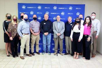 The Community State Bank Supports Basic Peace Officer Training Academy at Kiamichi Tech