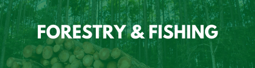 forestry and fishing