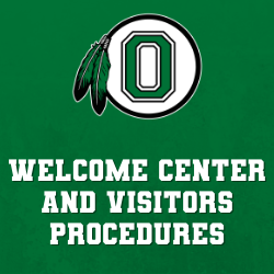 Welcome Center and Visitors Procedures