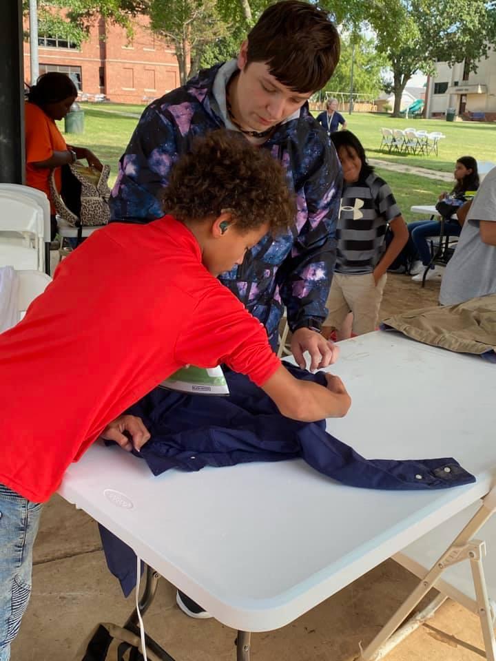 folding skills