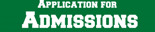 Application for Admissions