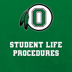 Student Life Procedures
