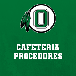 Cafeteria Procedures
