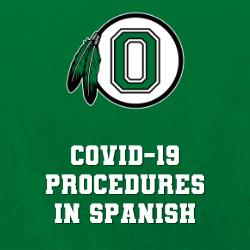 Covid-19 Procedures in Spanish