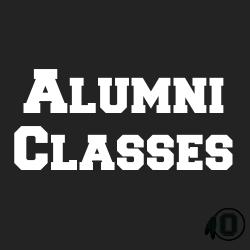 Alumni Classes
