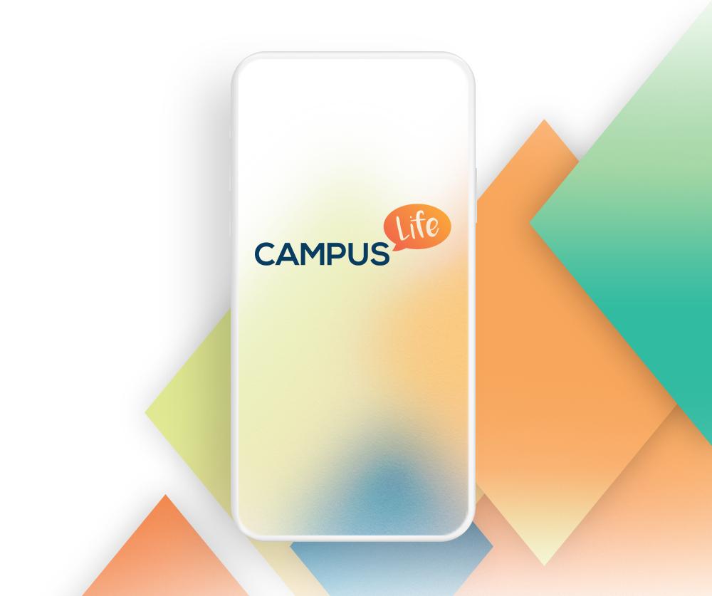 Campus Life on Phone