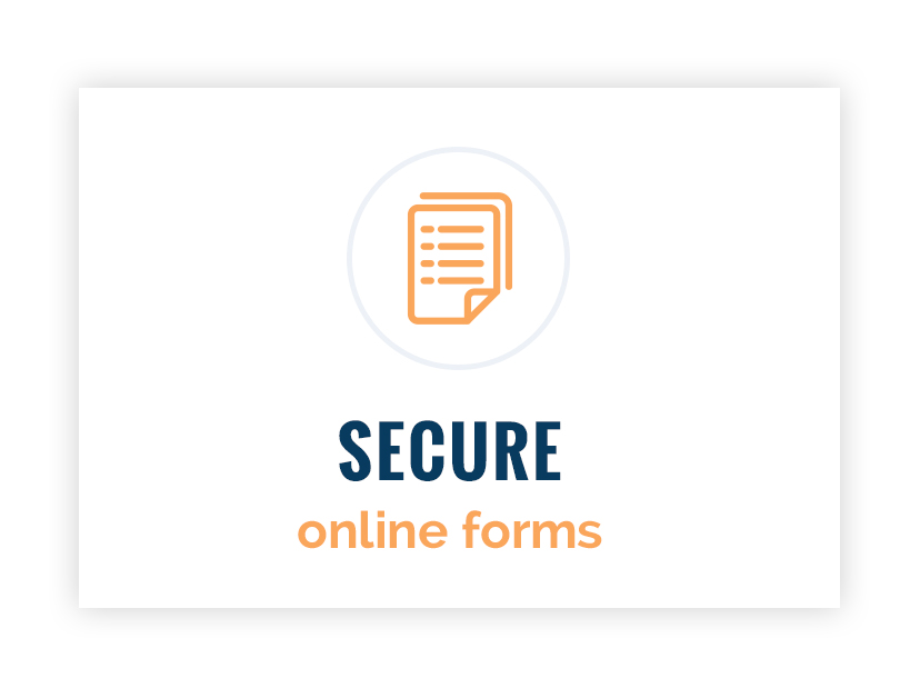 Secure Online Forms