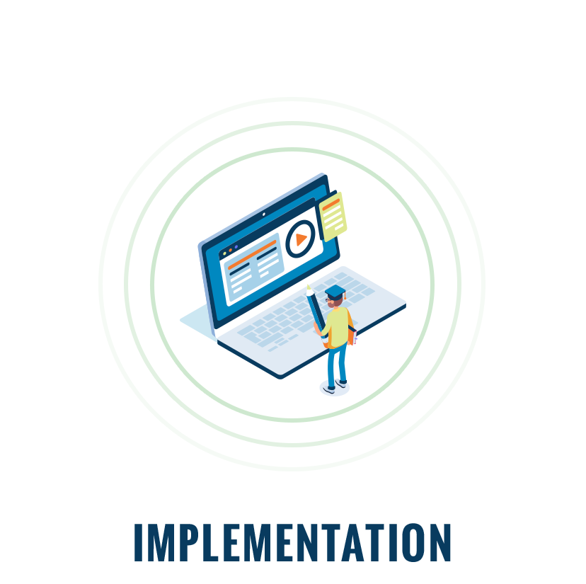 Implementation Computer Graphic