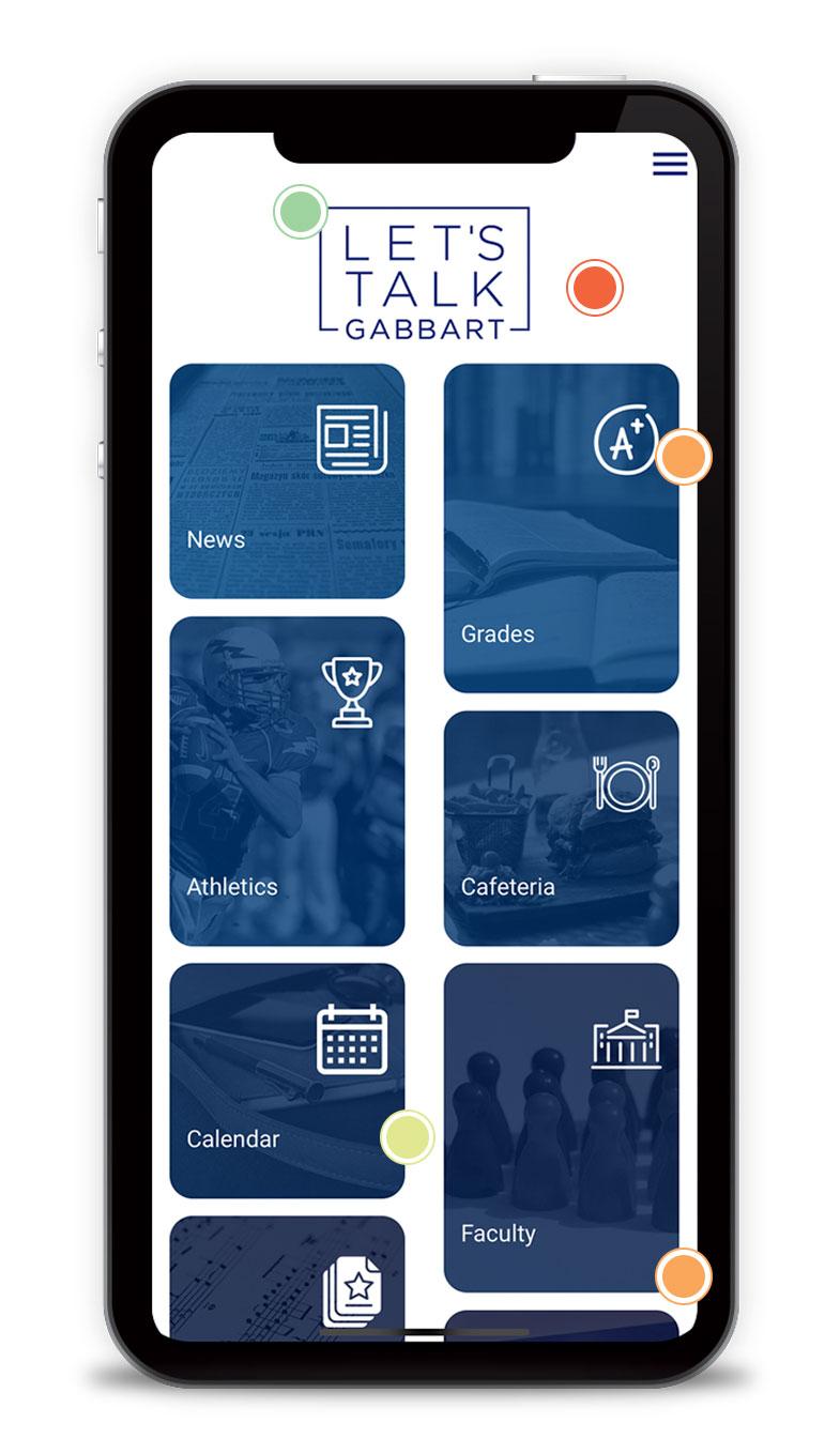 App Design 3 Minimalistic