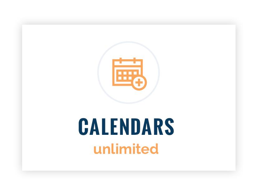 Unlimited Calendars