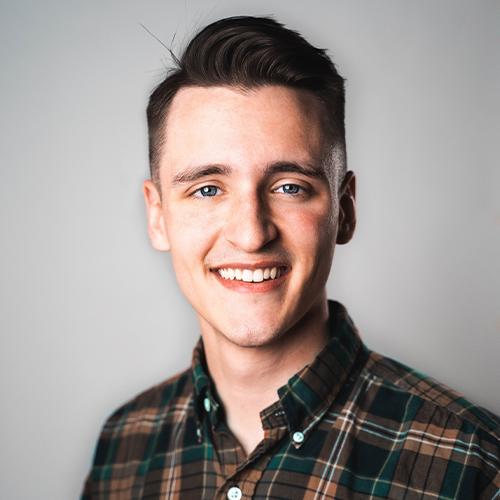 Spencer Patton Digital Marketing Specialist
