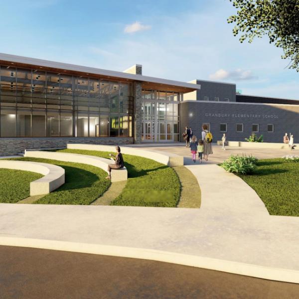 New Cranbury School Plans