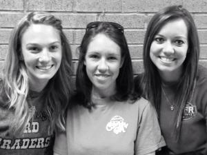 Mrs. Kaslon, Mrs. Contreras, Mrs. Monden