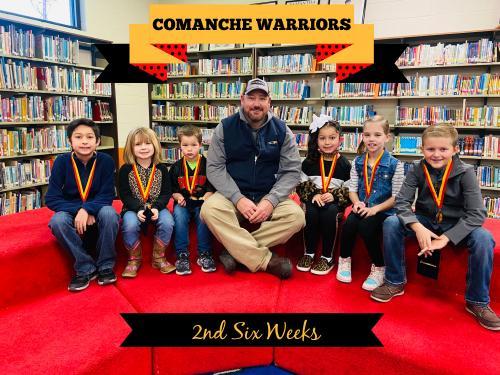 2nd 6 weeks Comanche Warrior