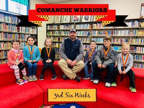 3rd 6 Weeks Comanche Warrior