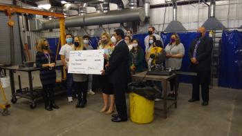 Texas Workforce Commission Grant Provides $40,000 to River Road ISD