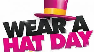 District Wide Hat Day Friday November 13th