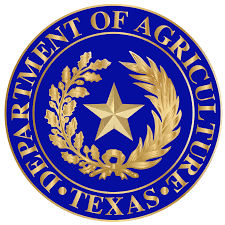 TX department of agriculture