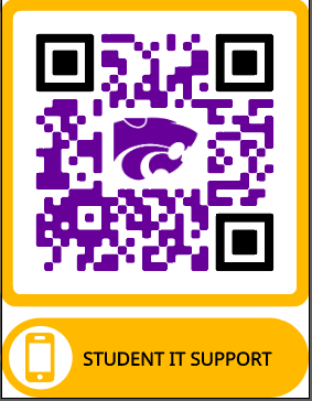 QR student IT support
