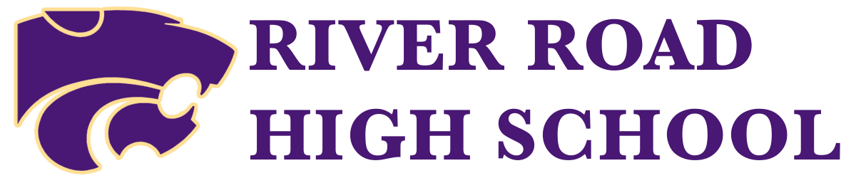 RIVER ROAD HIGH SCHOOL Logo